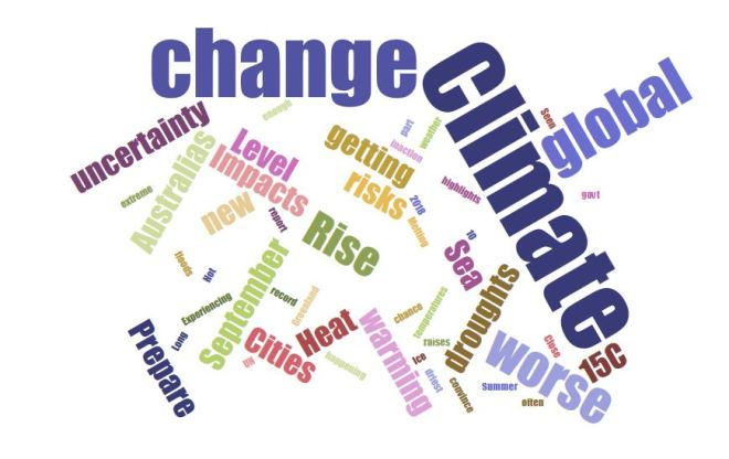 Climate Change Update: Today In Climate Change (5 October 2018)